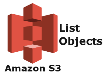 aws s3 list objects
